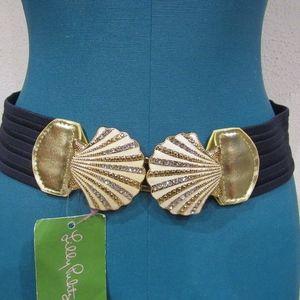 Lilly Pulitzer Seashell Belt
